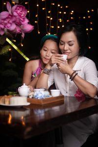Thái Thùy Linh khoe con gái xinh xắn, nói lời xúc động về 'hợp đồng làm mẹ'