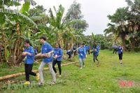 'Trái tim xanh' của phong trào tình nguyện ở huyện biên giới Hà Tĩnh