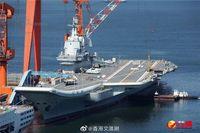 Tàu sân bay nội địa Trung Quốc mang số tiêm kích hạm... gấp rưỡi Đô đốc Kuznetsov