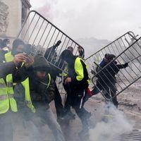 Tình báo Pháp: Nga không liên quan tới biểu tình 'Áo vàng'