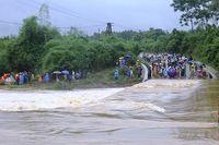 9 người gặp nạn do lũ cuốn, Nam Trung Bộ còn mưa to vài ngày