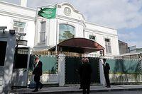 Cận cảnh lãnh sự quán Saudi nơi 1 nhà báo nghi bị thủ tiêu và phân xác