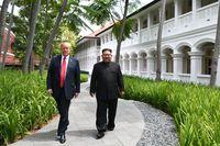 Doanh nghiệp Singapore 'kiếm tiền' từ sự kiện Trump-Kim ra sao?