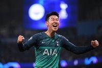 Man City vs Tottenham: Son Heung-min đá chính