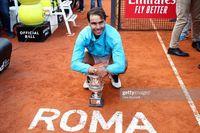 Thắng thuyết phục Djokovic, Nadal lên ngôi vô địch Rome Masters 2019