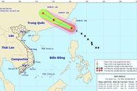 Các tỉnh, thành từ Quảng Ninh-Bình Định chủ động ứng phó với bão Bailu
