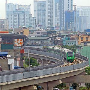 Vì sao Dự án đường sắt đô thị Hà Nội, tuyến Cát Linh - Hà Đông chậm tiến độ?