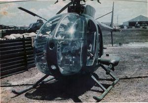 Cuộc chiến Việt Nam: Trực thăng siêu bí mật và 'điệp vụ bất khả' của Mỹ