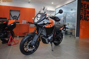 Cận cảnh KTM 1050 Adventure giá 430 triệu tại Hà Nội