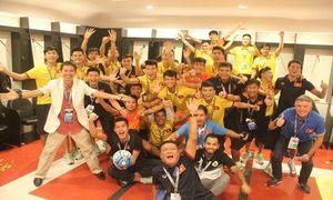 ĐT Việt Nam rộng của đi tiếp tại World Cup U20