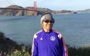 Cụ bà gốc Việt 70 tuổi chạy 7 chặng marathon ở 7 lục địa trong 7 ngày
