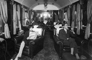 Trải nghiệm trên tàu hỏa du lịch thượng hạng thời xưa