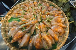 Bánh bèo, bánh xèo Việt Nam xuất hiện ở Đại hội ẩm thực thế giới