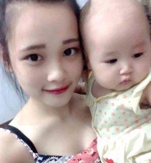 Hà Nội: Thiếu phụ xinh đẹp cùng con gái 8 tháng tuổi mất tích