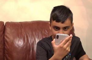 Bé trai 10 tuổi qua mặt Face ID