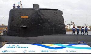 Tàu ngầm Argentina mất tích bí hiểm