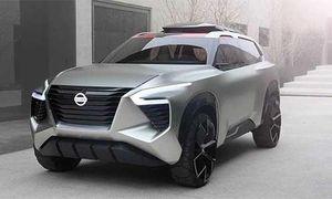 Ngắm xe tương lai Nissan Xmotion mới tại Detroit 2018