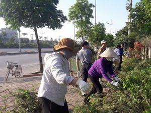 Quản lý đô thị tại quận Long Biên: Chủ trương không còn trên giấy