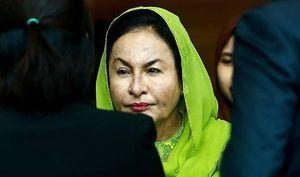 Vợ cựu thủ tướng Malaysia bị bắt vì cáo buộc rửa tiền