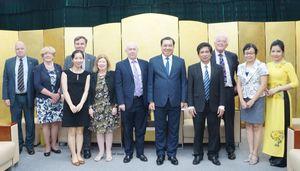 Anh Quốc đầu tư hơn 1,1 tỷ USD vào Đà Nẵng