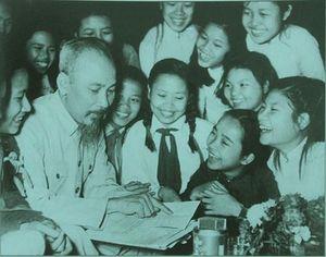 Thủ đô Hà Nội trong trái tim Chủ tịch Hồ Chí Minh