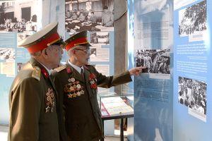 Nhiều hoạt động ý nghĩa thiết thực được tổ chức nhân dịp kỷ niệm 64 Ngày Giải phóng Thủ đô