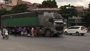 Hai người đàn ông tử vong thương tâm dưới bánh xe đầu kéo