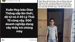 Công an vào cuộc điều tra vụ nhà báo bị bôi nhọ, đe dọa trên mạng xã hội
