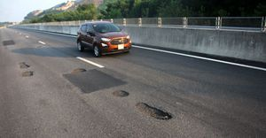 Cao tốc Đà Nẵng – Quảng Ngãi bị hư hỏng: Cần xử lý nghiêm