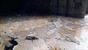 Thanh Hóa: Nước sông ô nhiễm nặng, dân ven sông bế con đi lánh nạn