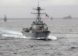 Mỹ sẽ thách thức Trung Quốc 'lâu dài' ở biển Đông