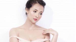 Diễn viên 'Phận làm dâu' gặp rắc rối vì đăng hình gợi cảm lên trang cá nhân