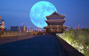 Trung Quốc sắp phóng 'Mặt Trăng nhân tạo' để chiếu sáng, thay thế luôn đèn đường