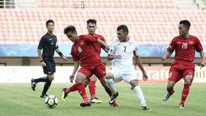 Thua trận ra quân, ĐT U19 Việt Nam xa tham vọng World Cup