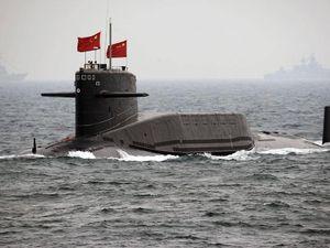Trung Quốc giám sát tàu ngầm hạt nhân Mỹ