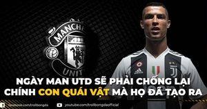 Biếm họa 24h: Ronaldo trở lại Old Trafford để gieo ác mộng cho MU?