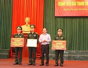 Biên phòng Quảng Trị triệt phá 2 vụ ma túy lớn