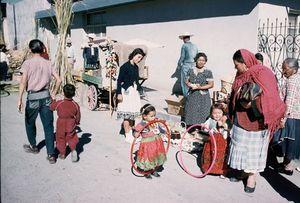 Mexico năm 1958 rực rỡ sắc màu qua ống kính người Mỹ (2)