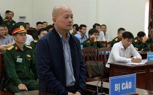 Y án 12 năm tù đối với Út 'trọc' Đinh Ngọc Hệ