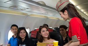 Vietjet 'kiếm' khủng gần 34 nghìn tỷ trong 9 tháng với hơn 16 triệu khách bay