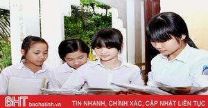 Thành phố Hà Tĩnh biểu dương 40 trẻ em gái chăm ngoan học giỏi