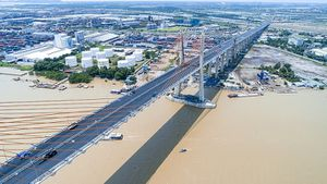 Kiểm tra chất lượng thi công cầu Bạch Đằng, Quảng Ninh
