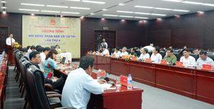 Đà Nẵng: Cử tri chất vấn nhiều vấn đề nóng về môi trường