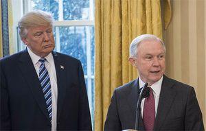 Hậu bầu cử, ông Trump lập tức 'thay' Bộ trưởng Bộ Tư pháp