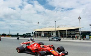 Giao thông Hà Nội có bị xáo trộn khi tổ chức giải đua F1?