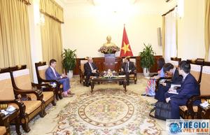Tiếp tục tích cực thúc đẩy quan hệ Việt Nam - Bỉ phát triển sâu rộng