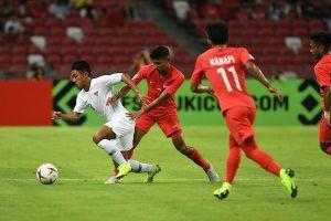 Hạ Indonesia, Singapore khởi đầu suôn sẻ ở AFF Cup