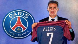 Vỡ mộng ở MU, Sanchez sẵn sàng đào tẩu sang PSG