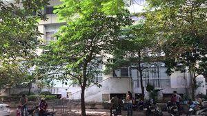 Hà Nội: bé trai 5 tuổi nguy kịch vì rơi từ tầng 7 chung cư