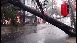 Khắc phục thiệt hại do mưa lớn, gió mạnh gây ra
